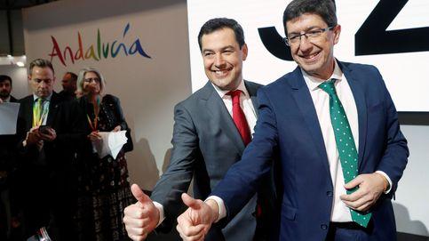 El PP andaluz frena el desembarco de cargos municipales de Cs