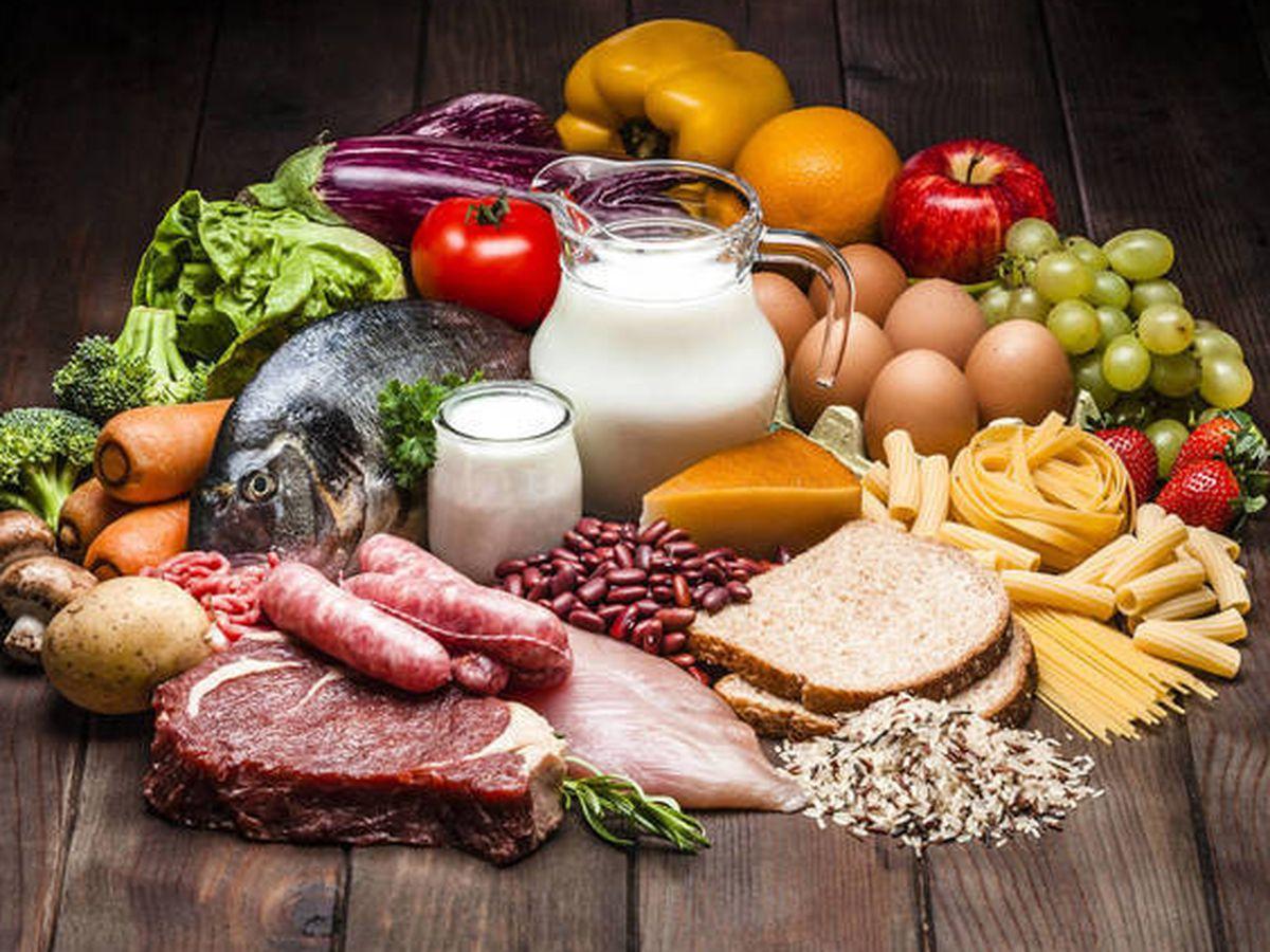 Foto: Alimentos ricos en proteínas. (iStock)
