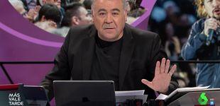 Post de La exhibición de fuerza de Ferreras con la patada a Roures del Real Madrid y La Sexta