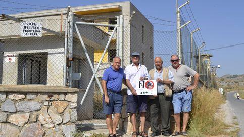 Así pararon los vecinos de Motril una cárcel para internar a 400 inmigrantes