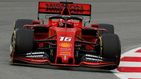 Vettel empieza a notar la respiración de Leclerc... y en Ferrari toman nota