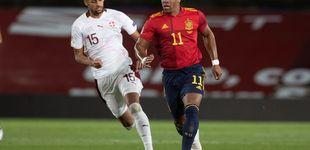 Post de La solidez De Gea es la mejor noticia de una España con poca pegada frente a Suiza (1-0)