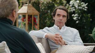 Para entrevistar a Aznar, hace falta ser Bertín