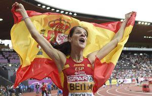 'Resurrección' del atletismo español en Zúrich con seis medallas