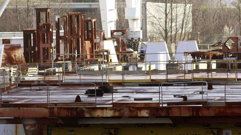Pemex otorga a Barreras y Navantia la construcción de dos floteles