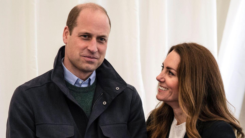 El príncipe Guillermo y Kate Middleton, durante su tour por Escocia. (Reuters)