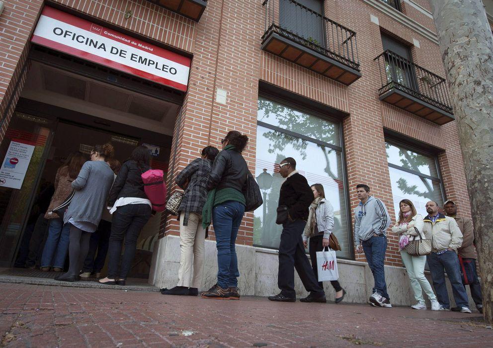 Foto: Un nuevo estudio pone de relieve las diferencias entre las clases sociales que existen en España. (Fernando Villar/Efe)