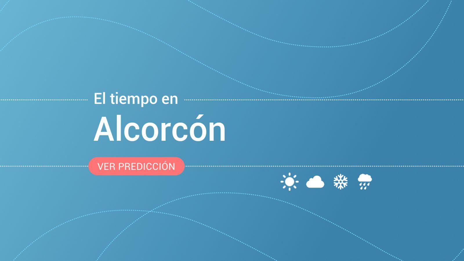 Foto: El tiempo en Alcorcón. (EC)
