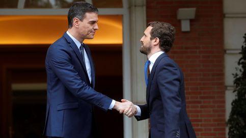 Sánchez y Casado no llegan a ningún pacto y la Moncloa denuncia el bloqueo del PP