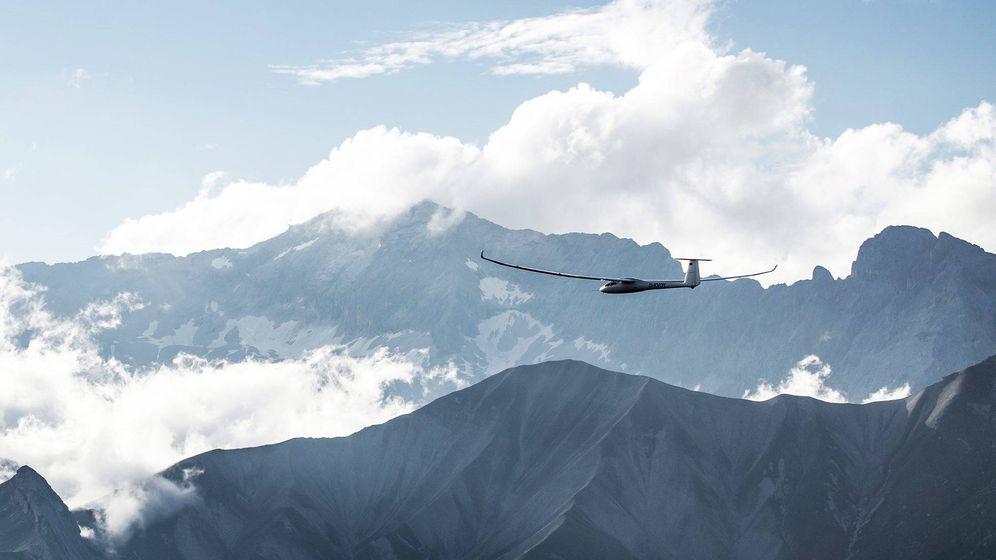 Foto:  La aeronave tendrá unos 37 metros de envergadura y aprovechará las corrientes de aire para ahorrar energía. (Rotec I Renova Group)