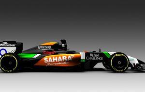Force India se lleva 'premio' al desvelar su supuesto F1 para 2014