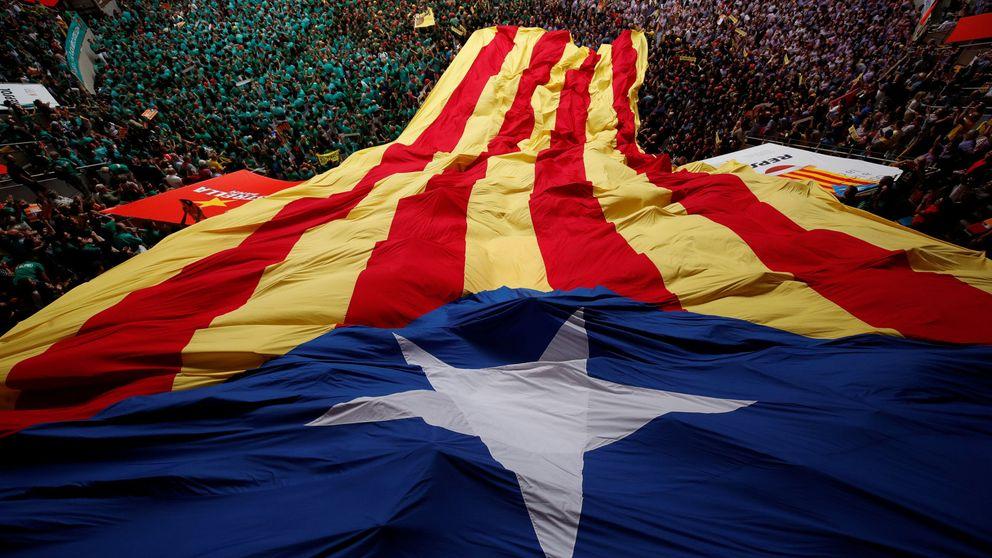Los contrarios a la independencia de Cataluña superan a los partidarios, según el CEO