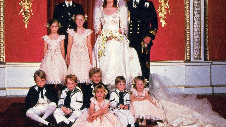 familia real brit225nica 30 a241os de la boda del pr237ncipe