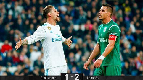El Real Madrid se regocija en su autodestrucción y hace el ridículo