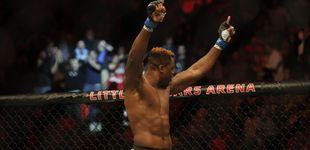 Post de UFC: El KO destructor de 'Predator' Ngannou a Junior Dos Santos que le postula al título