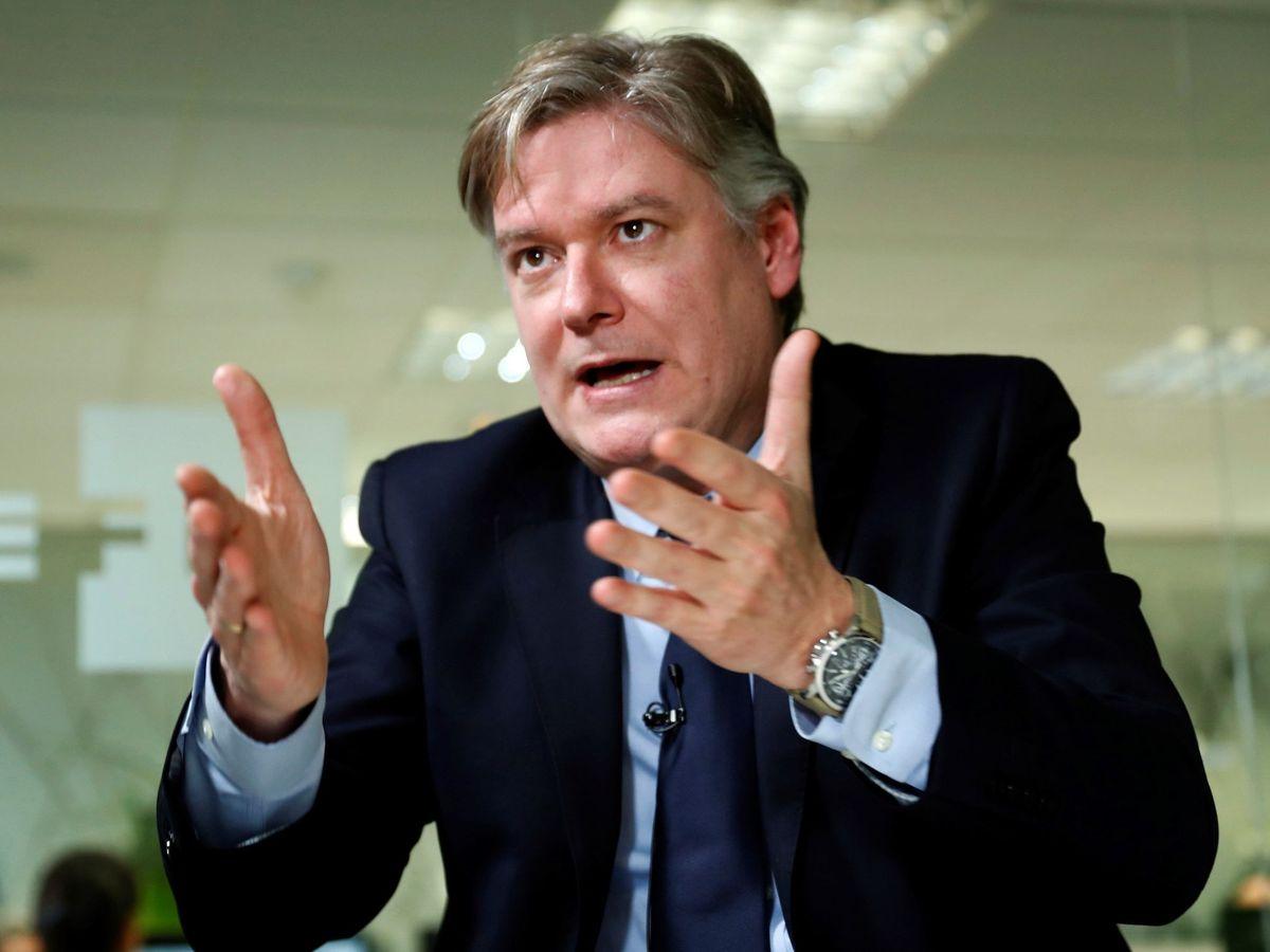 Foto: El secretario general del Partido Popular Europeo (PPE), Antonio López-Istúriz. (EFE)