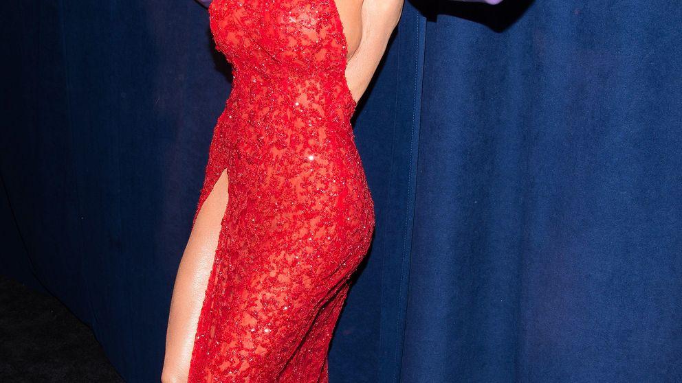 Heidi Klum, espectacular de Jessica Rabit y con otros 10 disfraces