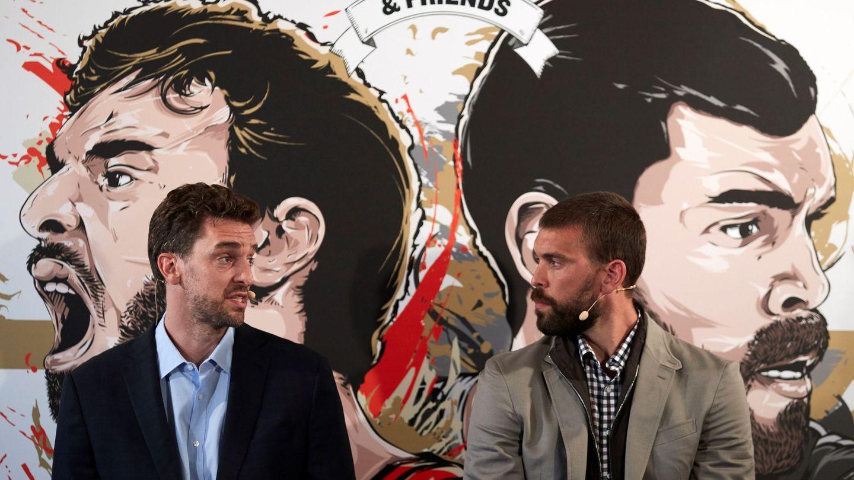 Marc y Pau, en una imagen de archivo. (Efe)