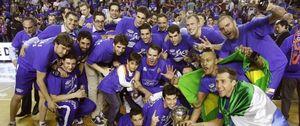 Burgos regresa al primer nivel deportivo veinte años después gracias al Autocid Ford