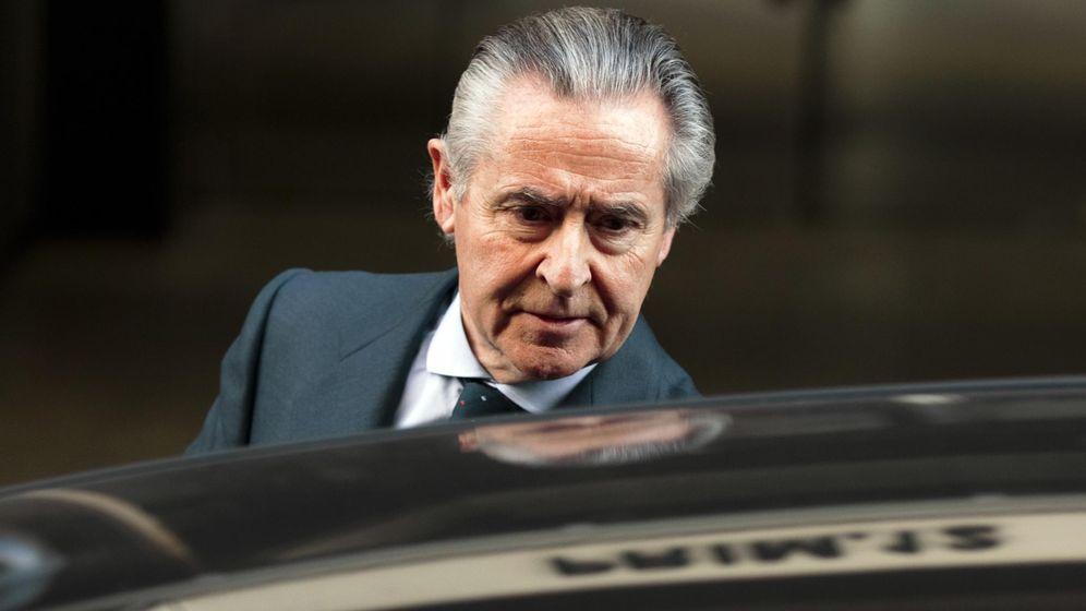 Foto: Miguel Blesa, Presidente de Caja Madrid hasta 2009. (Reuters)