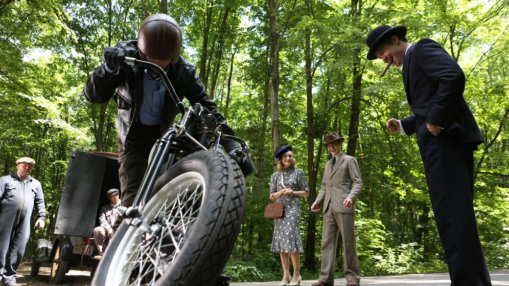"""Foto: """"Harley and the Davidsons"""""""