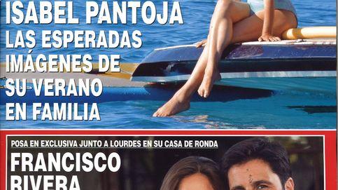 La foto en bañador de Isabel Pantoja que vale 50.000 euros