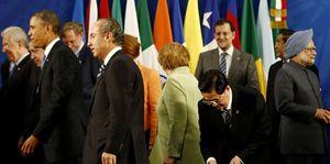 El G20 concluye sin un plan para Europa