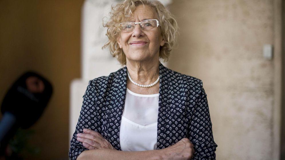 Foto: La alcaldesa de Madrid, Manuela Carmena, en una imagen de archivo. (EFE)