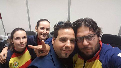 Estamos retenidos: la pesadilla de la selección española de tiro en Abu Dabi