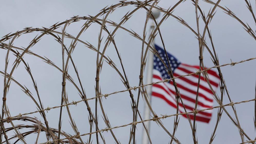 Foto: Imagen del exterior de la prisión nortemaericana de Guantánamo, en Cuba. (Reuters)
