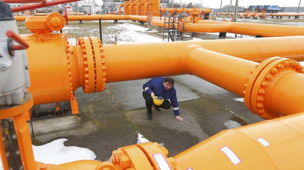 Foto: Foto de archivo de unas instalaciones gasistas. (Reuters)
