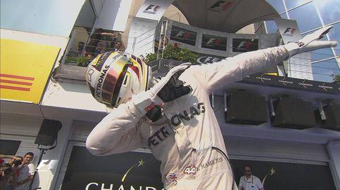 Hamilton gana en Hungría y es el nuevo líder; Alonso y Sainz, séptimo y octavo