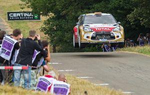 Sordo gana el Rally de Alemania y da a España una victoria