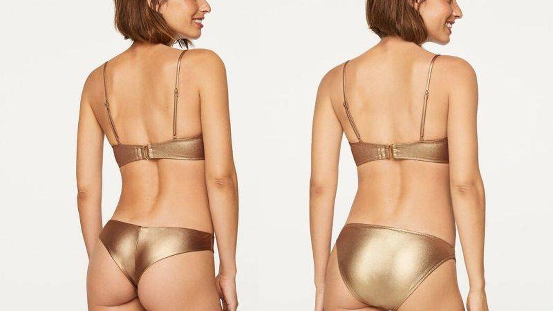 Braguitas de bikini de Oysho. (Cortesía)