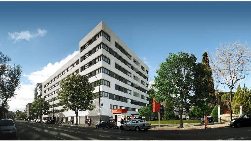 Vivienda carmena da el s a 200 pisos de cooperativistas for Cooperativa pisos madrid