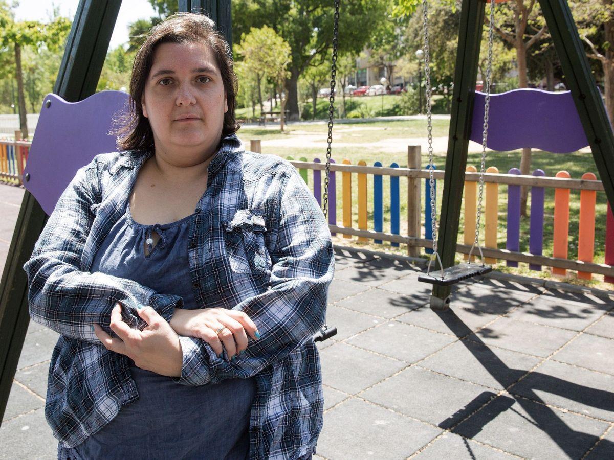 Foto: Beatriz Sánchez Seco, víctima de uno de los atentados de Henri Parot. (EFE)