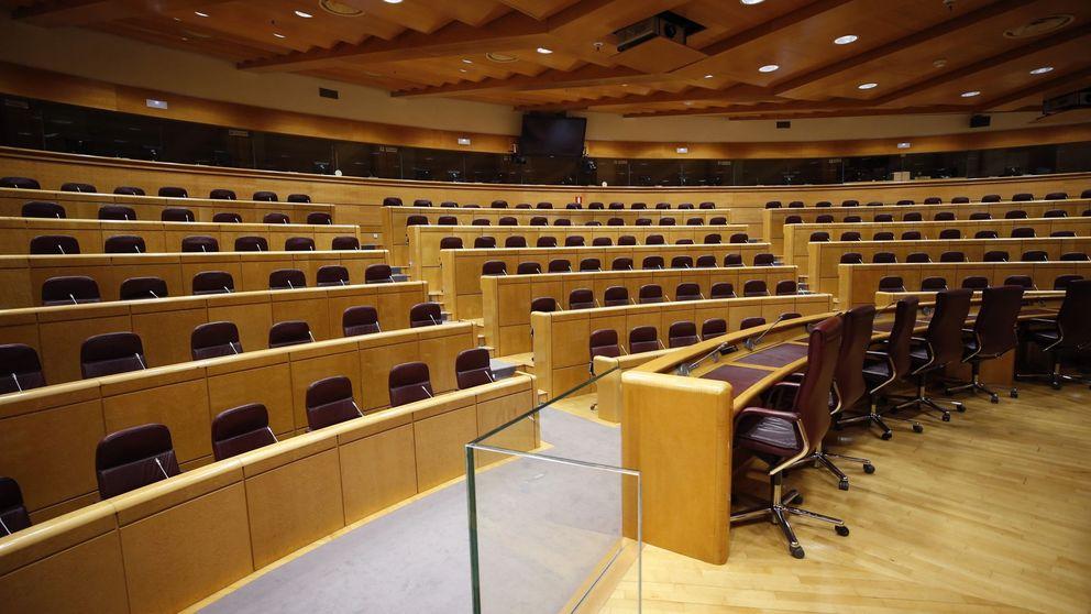 Bipartidismo en el Senado: PSOE y PP se reparten la Mesa sin cesiones ni 'cordones'