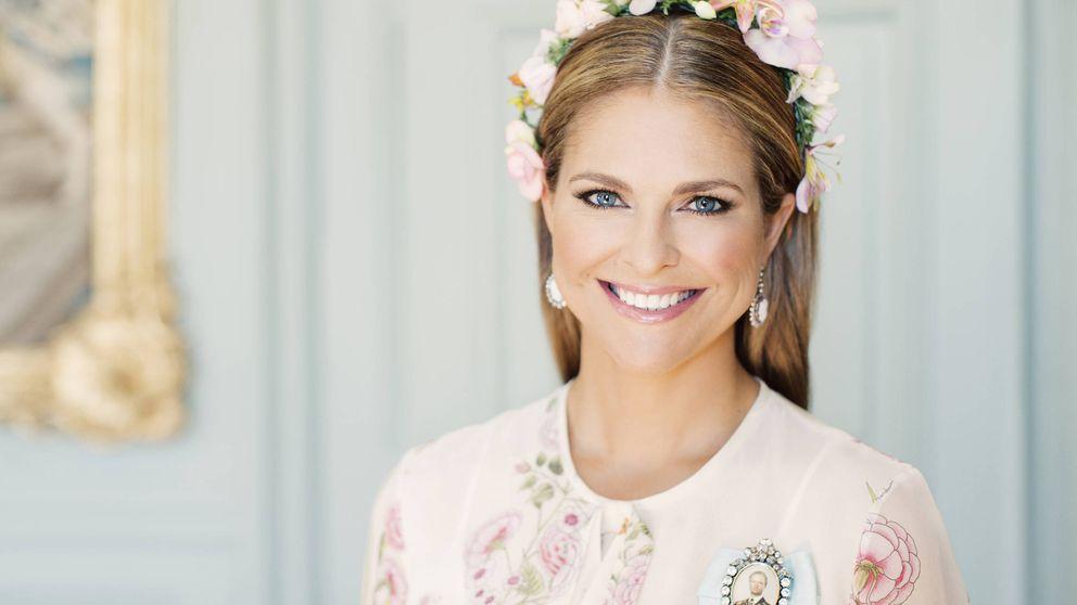 El homenaje de Magdalena de Suecia a su sobrina Estelle en su primer libro