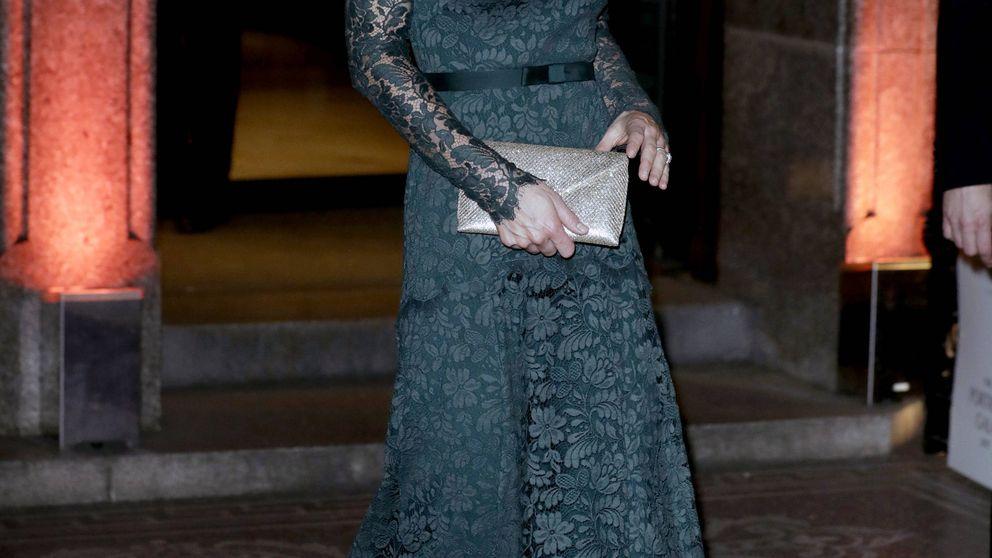 La gran pasión de la duquesa de Cambridge por el encaje en 10 pruebas