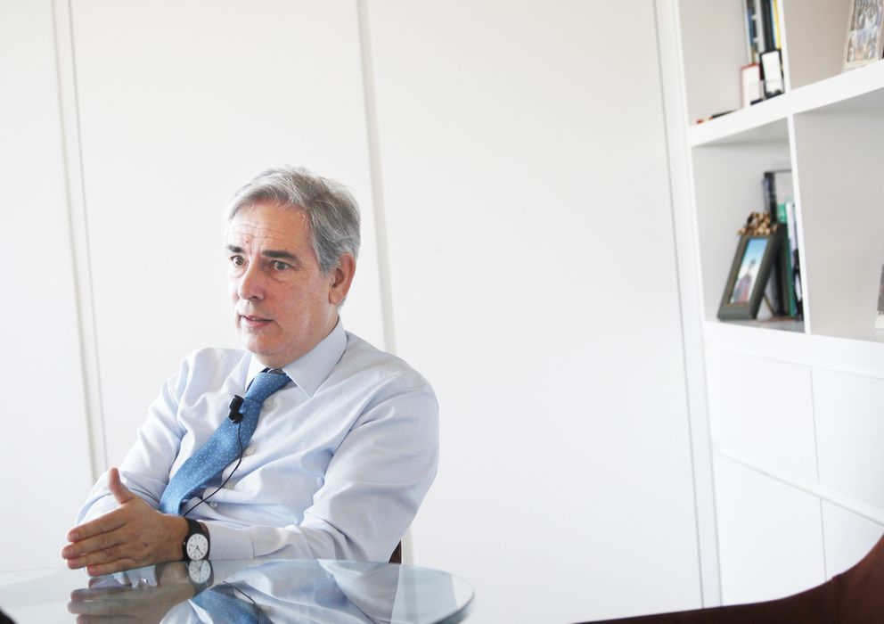 Foto: Antonio Fernández-Galiano, presidente ejecutivo de Unidad Editorial (Foto: E. Villarino)