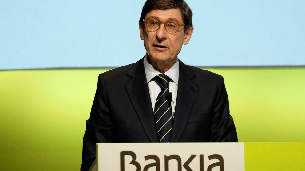 Bankia mantiene el apoyo de las gestoras nacionales pese al 5% de bajistas