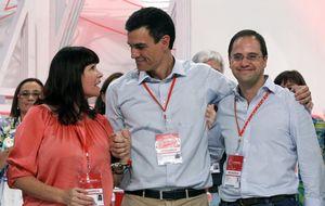 Sánchez se reúne hoy por primera vez en Ferraz con su Ejecutiva