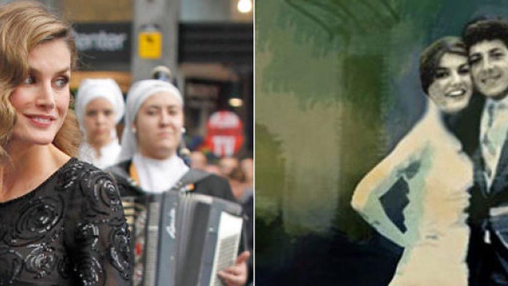 La familia de Alonso Guerrero niega estar tras la venta de las fotografías de la primera boda de Letizia