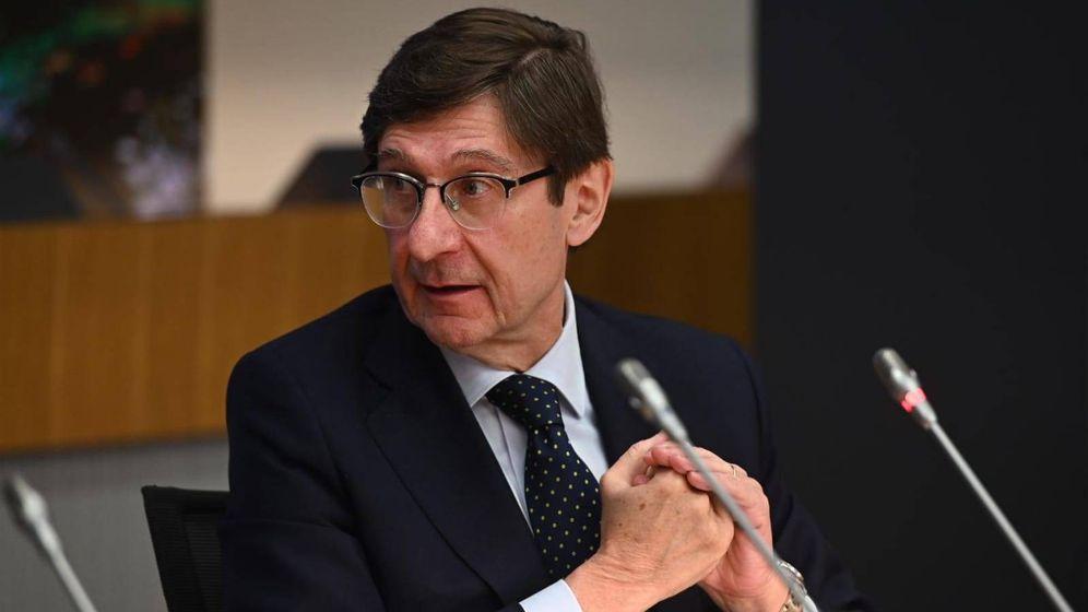 Foto: José Ignacio Goirigolzarri, presidente de Bankia.