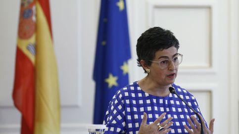 La ministra de Exteriores también fue víctima de 'hackeo' del móvil