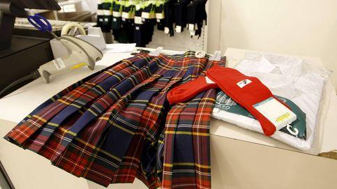 A favor de eliminar la falda en el uniforme escolar