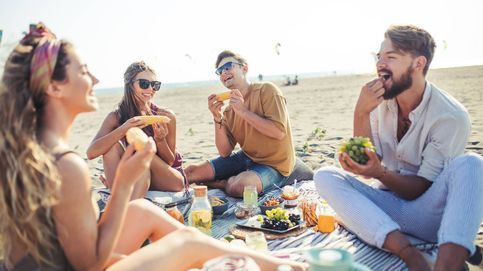 Los 10 productos más sanos que puedes picotear cuando vayas a la playa