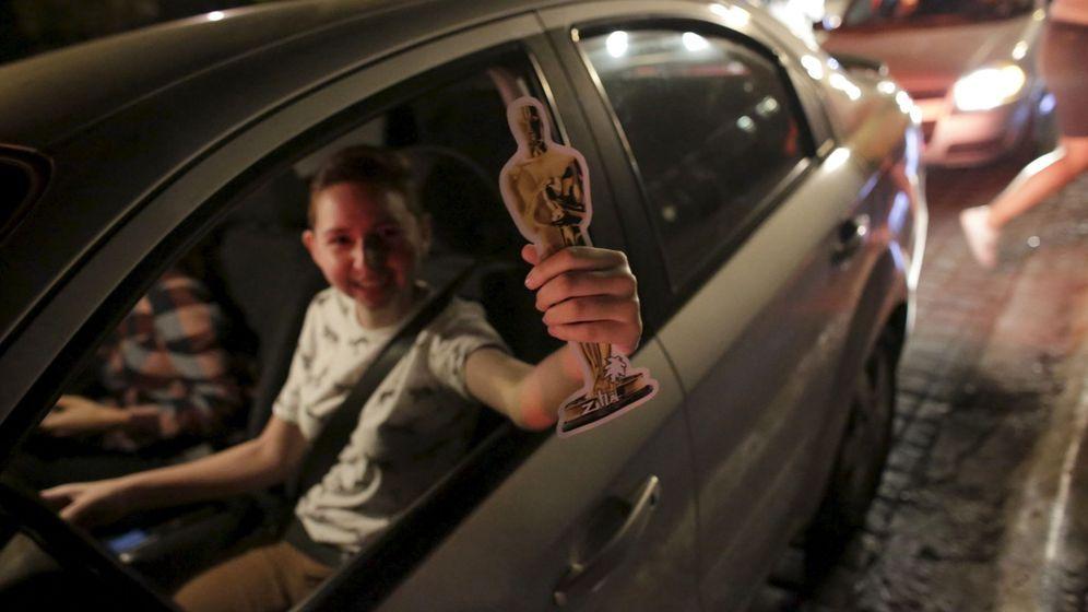 Foto: Comprueba si eres tan cinéfilo como este fan (Reuters)