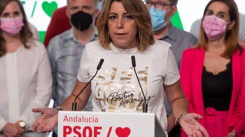 Susana Díaz se garantiza no perder sueldo en el Senado