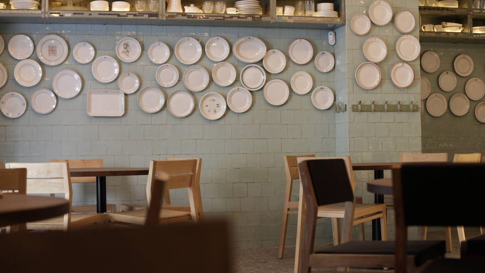 Foto: Carmen Casa de Cocidos tiene ese punto decorativo entre lo vintage y lo cool. (Cortesía)